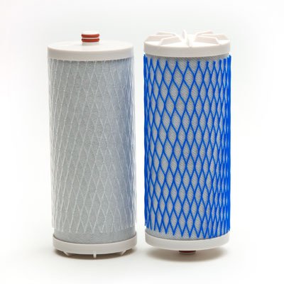 Aquasana Excessively Filter Systems Dual Set Counter Top Water Filter Replacement Cartridges AQ-4035
