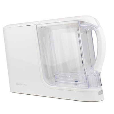 Aquasana Clean Water Machine with Pitcher - Oyster-white