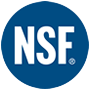 certified by NSF
