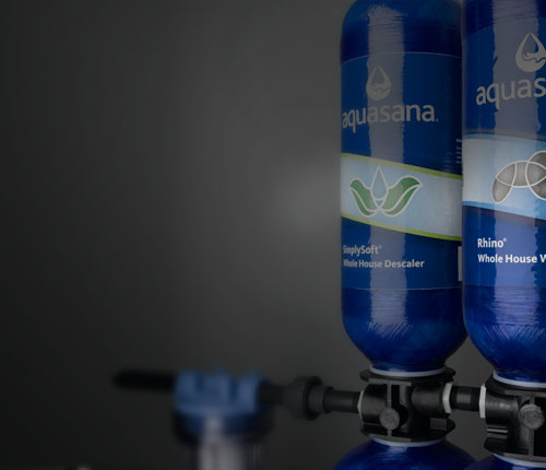 Shop our water filtration systems