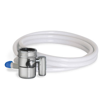 Diverter Hose Assembly Chrome