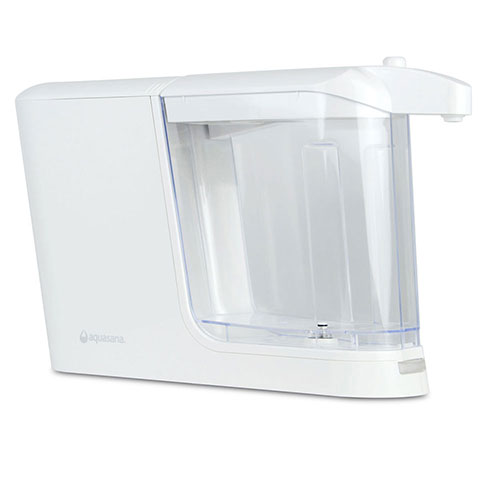 Aquasana Clean Water Machine - Dispenser Model - White
