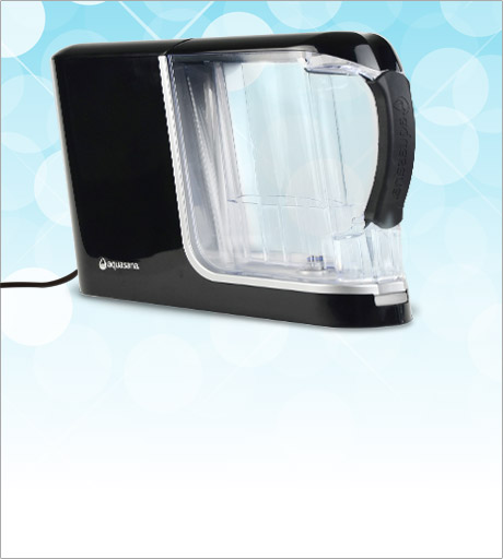 clean water machine with pitcher