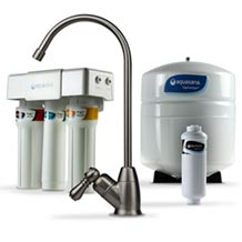 OptimH2O Reverse Osmosis - Brushed Nickel