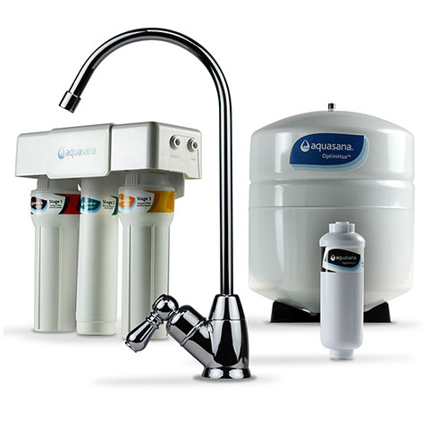 OptimH2O Reverse Osmosis with Claryum
