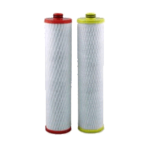 Replacement filter for reverse osmosis system