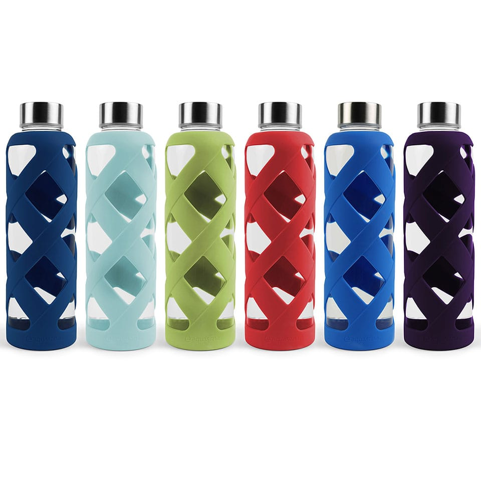 Bottles With Sleeves