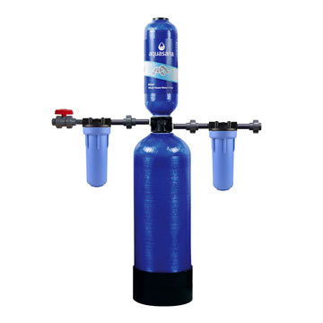 EQ-400 home water filter