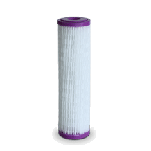 Replacement filter for whole house systems
