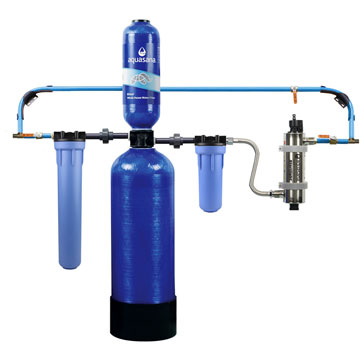 EQ-Well-UV home water filter