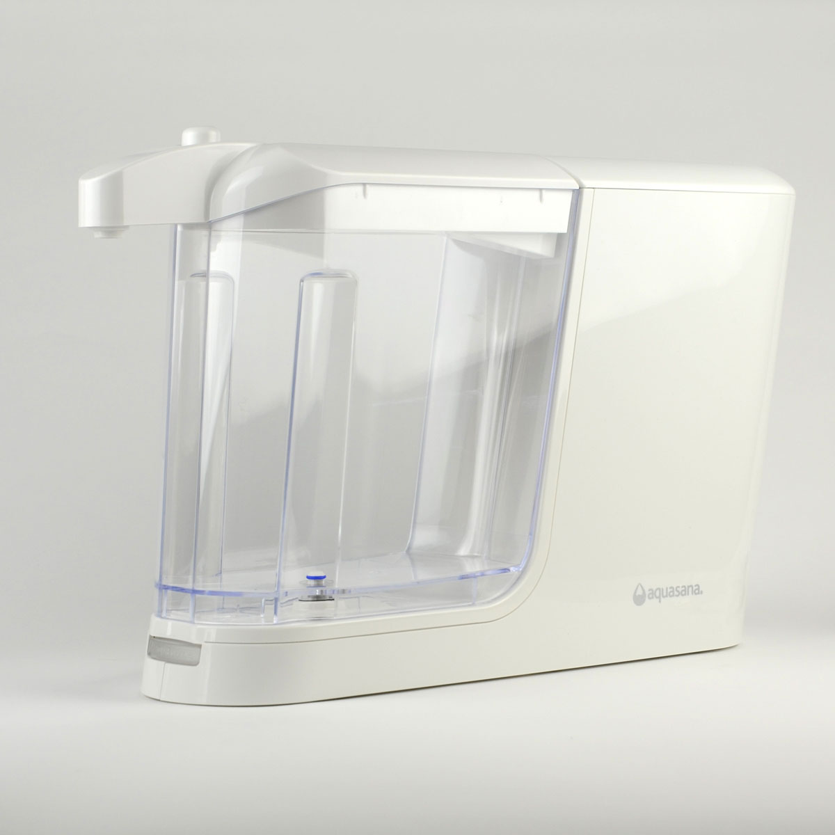 Black Pitcher Filter Powered Water Filtration Dispenser