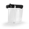 powered water filtration - black dispenser 3qtrL