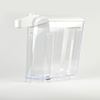powered water filtration - white dispenser 3qtrL
