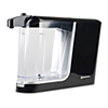 powered water filtration system - black dispenser 3qtrL