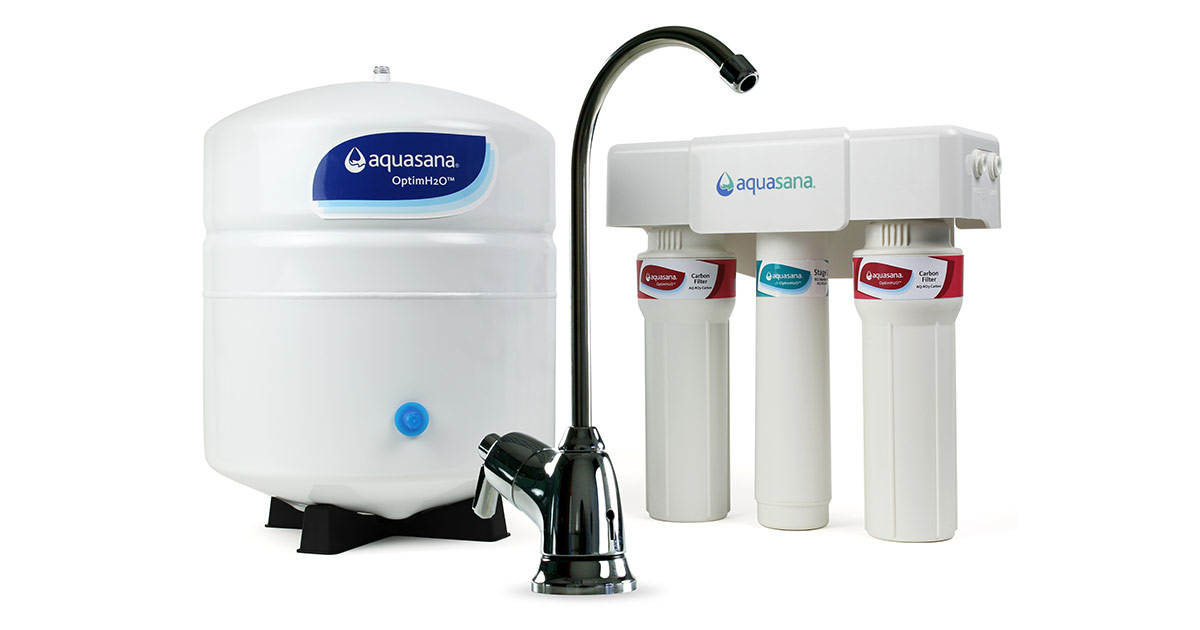Http Www Aquasana Com Drinking Water Filter Systems Reverse Osmosis Claryum