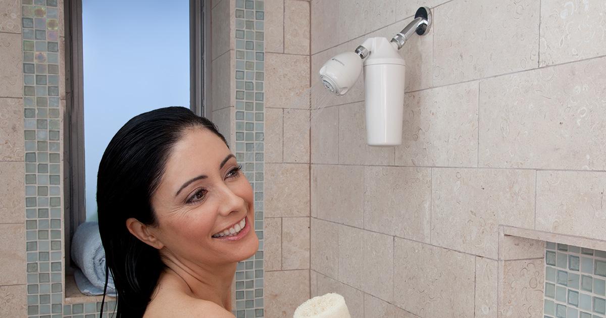 Discount Filters Promo Code >> Shower Filter | Massaging Shower Head | AQ-4100 | Aquasana