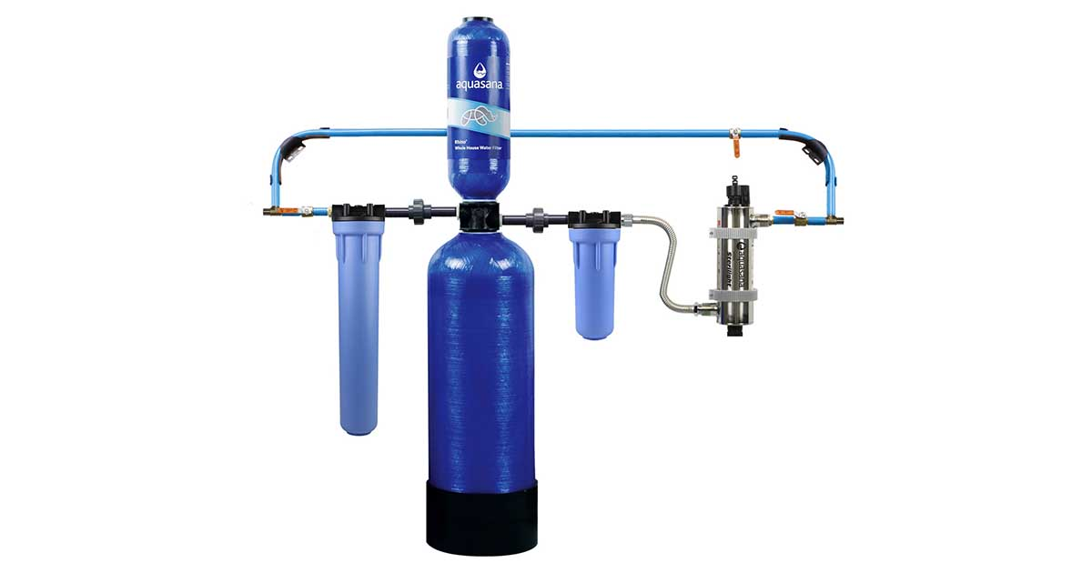 Whole House Water Filter Systems Well Water Filter
