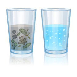water-filter-comparison-water-glasses