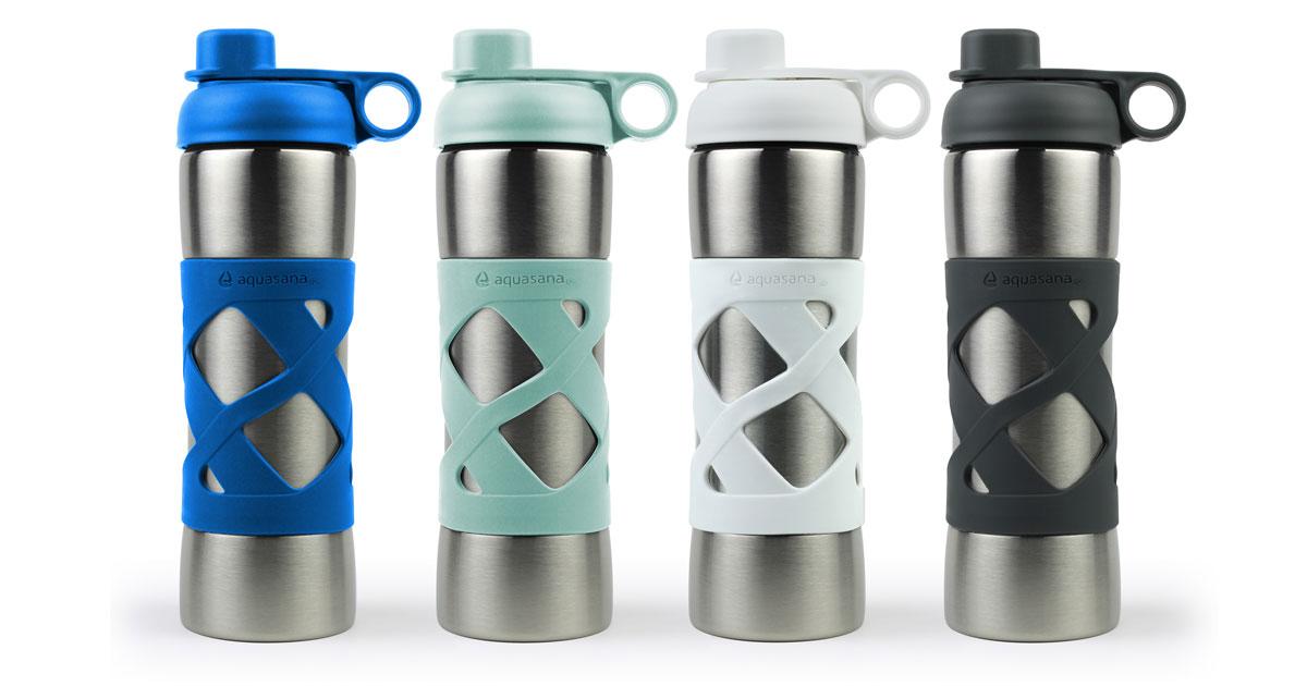 d46ac81b8d Stainless Steel Insulated Filter Water Bottle | Aquasana