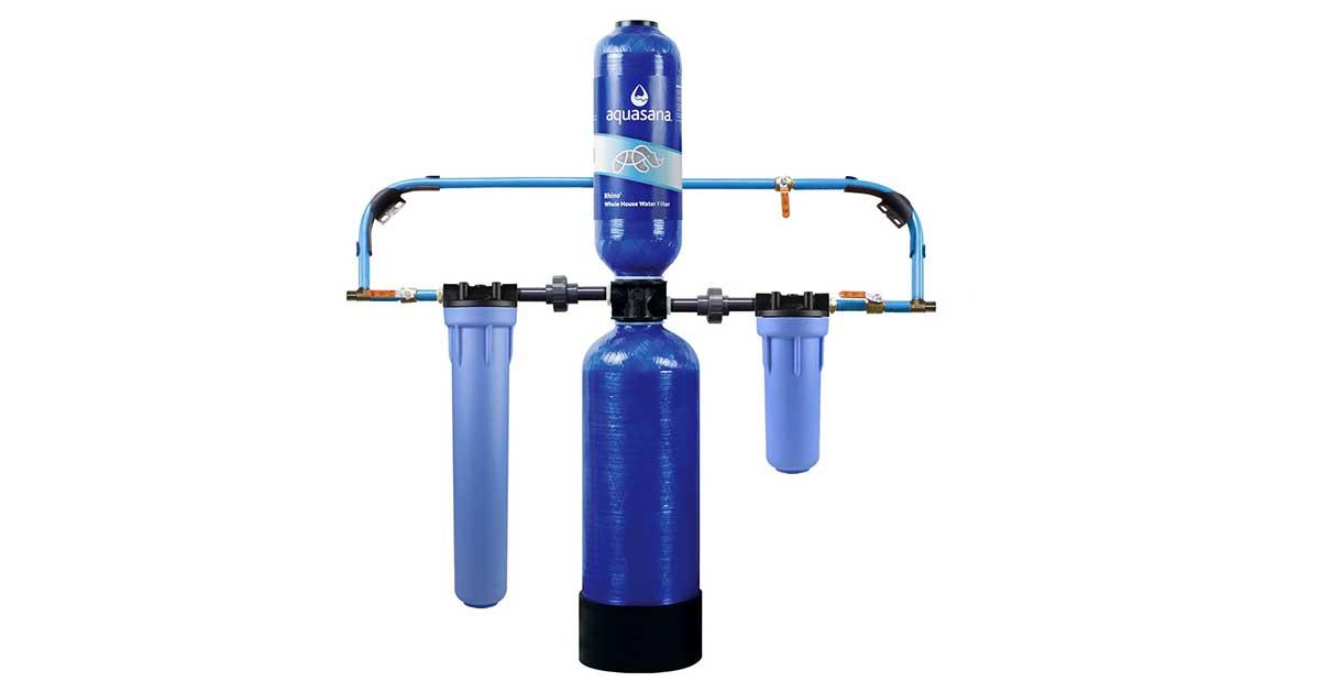 Discount Filters Promo Code >> 600K Gallon Rhino | Aquasana Whole House Water Filter System